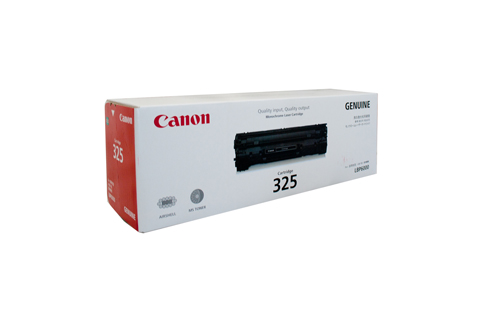 Genuine Canon CART325 Black toner cartridge