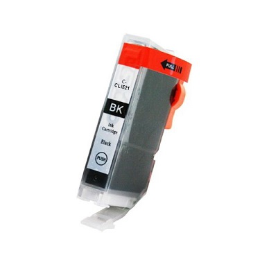 Compatible Canon CLI521BK (Black) ink cartridge