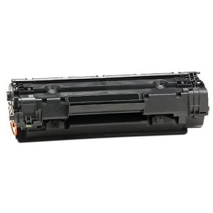 Compatible HP36A Black toner cartridge (CB436A)