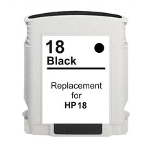Compatible HP18 Black ink cartridge