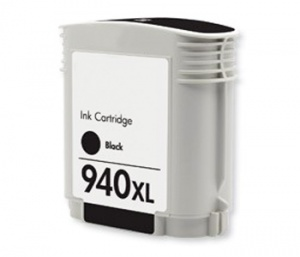 Compatible HP940XL Black ink cartridge (C4906AA)
