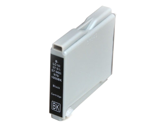 Compatible Brother LC37 Black ink cartridge