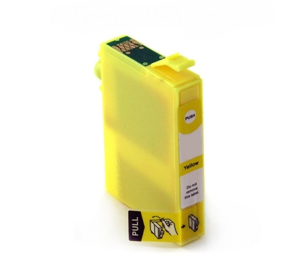 Compatible Epson 138 Yellow ink cartridge