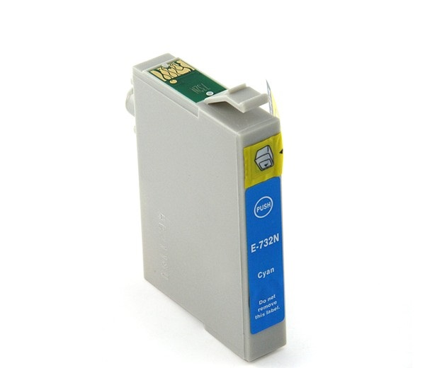 Compatible Epson 73N Cyan ink cartridge