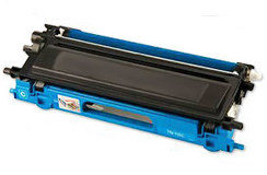 Compatible Brother TN240 Cyan laser toner cartridge