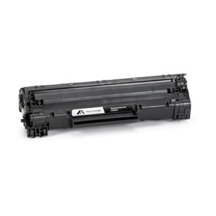 Compatible HP 85A Black toner cartridge CE285A
