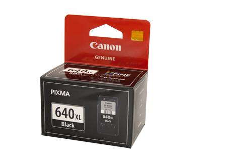Genuine Canon PG640XL Black Ink Cartridge