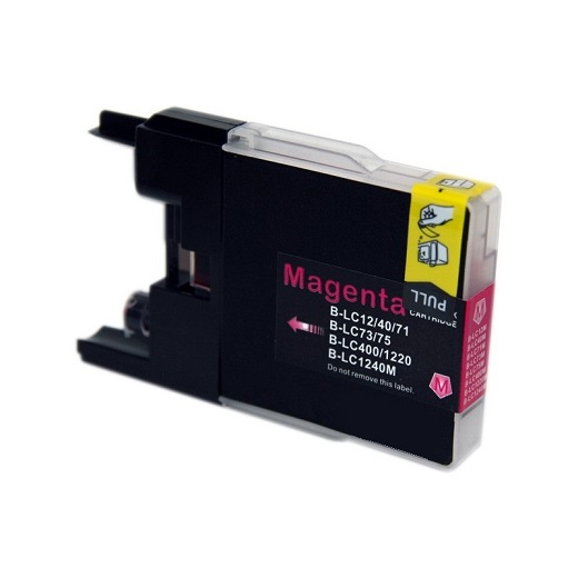 Compatible Brother LC73 Magenta ink cartridge